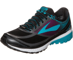 894ba6c3925 Brooks Ghost 10 GTX Women black peacock blue hollyhock ab 79