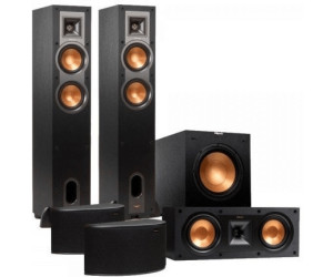 klipsch reference 5 1 r 24f surround heimkino set ab. Black Bedroom Furniture Sets. Home Design Ideas
