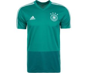 Adidas DFB Trainingstrikot WM 2018 eqt greenreal tealwhite