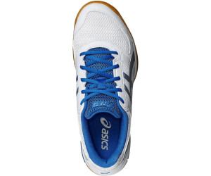 ASICS GEL Rocket 8 (WhiteSilverClassic Blue) B706Y 0193