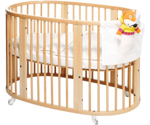 Stokke Sleepi Kinderbett natur