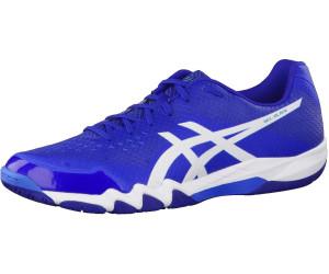 chaussures asics homme indoor gel blade 6 directoire bleue