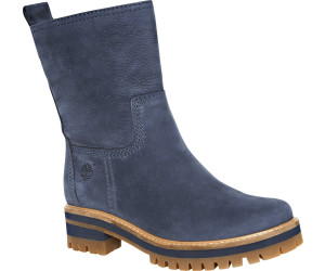 Timberland Courmayeur Valley Mid Pull-ON Boot Blau, Damen EU 39 - Farbe Dark Blue Earthybuck %SALE 30% Damen Dark Blue Earthybuck, Größe 39 - Blau