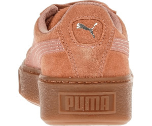 Puma Suede Platform Animal cameo brown silver ab € 27 d855b6539