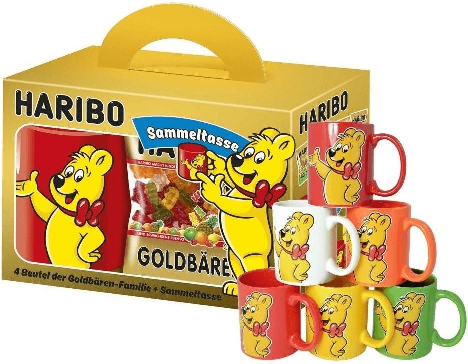 Haribo Goldbären Siegerbeutel & Sammeltasse (395g)