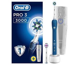 Buy Oral-B Pro 3 3000 from £45.99 – Best Deals on idealo.co.uk 68e3af27724b5