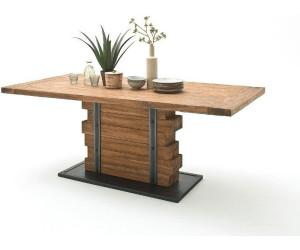 mca furniture seedorf esstisch 180x90cm ab 882 57 preisvergleich bei. Black Bedroom Furniture Sets. Home Design Ideas
