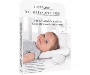 Lelekka Duo PHASE 1 Babykissen 2-in-1 *Gr.1 Gr.2* 2 Bez/ügen Orthop/ädisches ALOE VERA Baby-Kopfkissen gegen Verformung des Hinterkopfs//gegen Plagiozephalie Plattkopf inkl von 0 bis 12 Monate