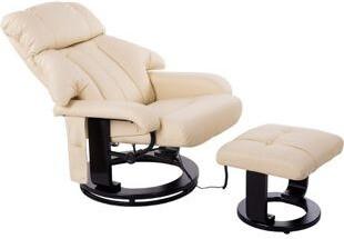 HomCom Relaxsessel 10 Point Massage mit Heizfun...
