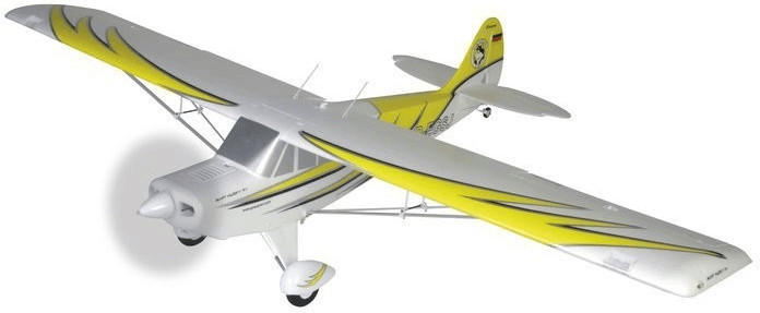 Graupner Husky 1800S RC Elektro-Flugmodell ARF ...