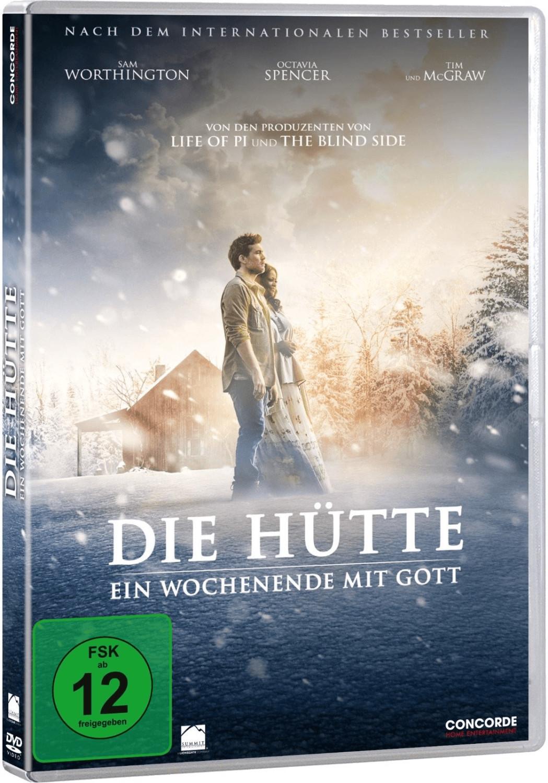 Die Hütte - Ein Wochenende mit Gott [DVD]