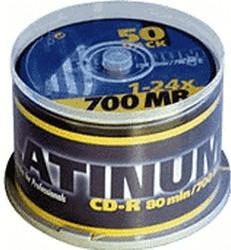 Bestmedia CD-R 700MB 80min 52x 50er Spindel