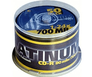 Image of Bestmedia CD-R 700MB 80min 52x 50pk Spindle