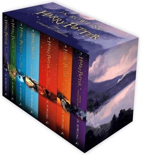 Buecher.de - Harry Potter: The Complete Collection weich gebunden für nur 38,39€ inkl. Versand