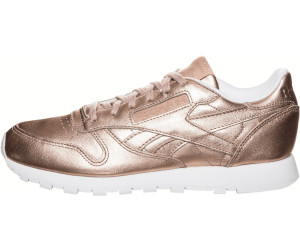 c2a386baadf Reebok Classic Leather Melted Metal W pearl met peach white au ...