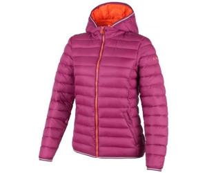 Cmp damen jacke zip hood printed 3z27366p