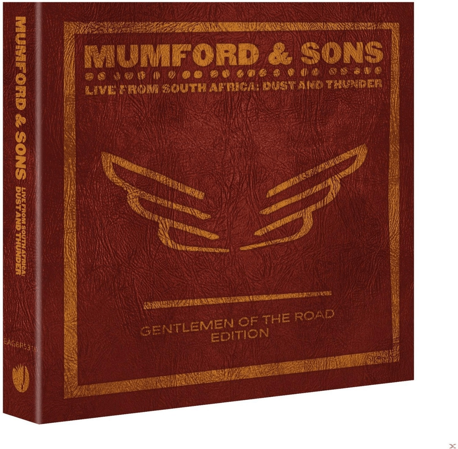 Image of Mumford & Sons - Live In South Africa: Dust And Thunder (Gentlemen of the Road Edition) [CD + DVD]