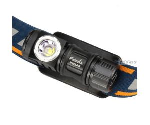 /Fresnel Blue Flashlight/ Fenix HM50R Headband Flashlight LED Black Headband Flashlight, Black, Blue, aluminium, 2/m, IP68, 1/m