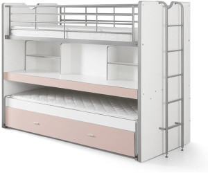 vipack lit superpos bonny 80 au meilleur prix sur. Black Bedroom Furniture Sets. Home Design Ideas