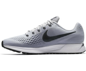 Nike Air Zoom Pegasus 34 pure platinum/cool gray/black/anthracite ab ...