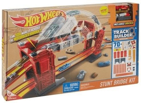 Hot Wheels Stunt Bridge Set