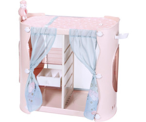 baby annabell sweet dream 2in1 schrank 700907 ab 47 59. Black Bedroom Furniture Sets. Home Design Ideas