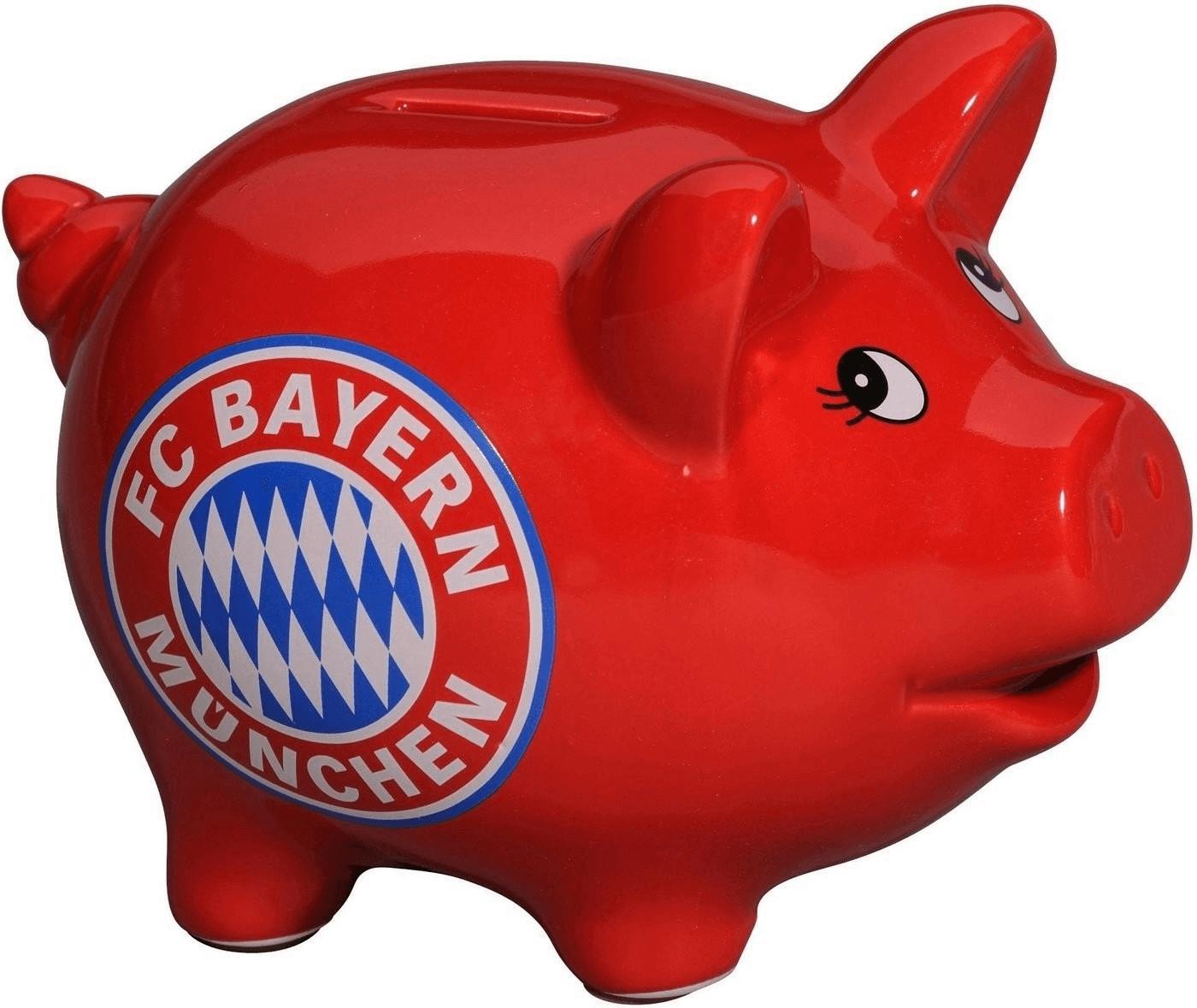 FC Bayern München FC Bayern Sound Sparschwein