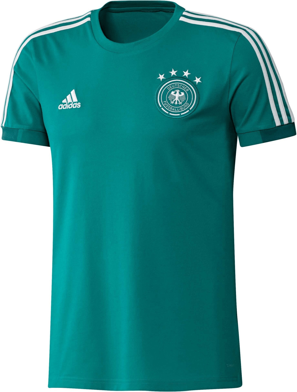 Adidas Deutschland T-Shirt WM 2018 eqt green/re...