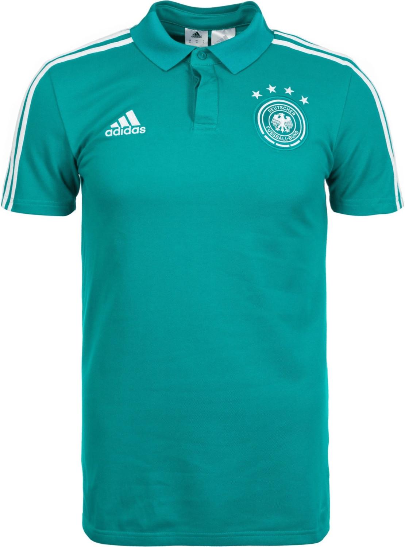 Adidas Deutschland DFB Cotton Poloshirt WM 2018...
