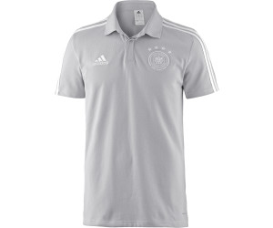 Adidas Deutschland DFB Cotton Poloshirt WM 2018 grey two