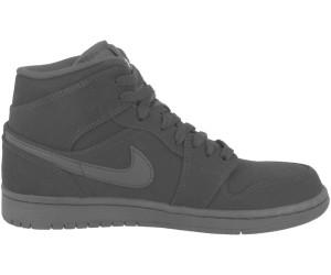 A Mid Nike Jordan 1 Air Blackwhiteblack 1qnAxFTn