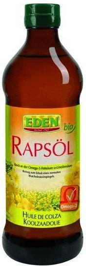 Eden Bio Rapsöl (500ml)