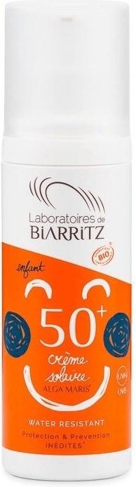 Laboratoires de Biarritz Alga Maris Bio Sonnencreme für Kinder SPF 50+ (100ml)