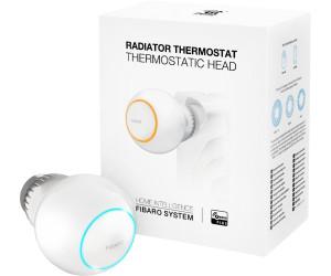 FIBARO the Heat Contrôleur poele Thermostat Head