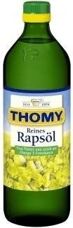 Thomy Reines Rapsöl (750ml)