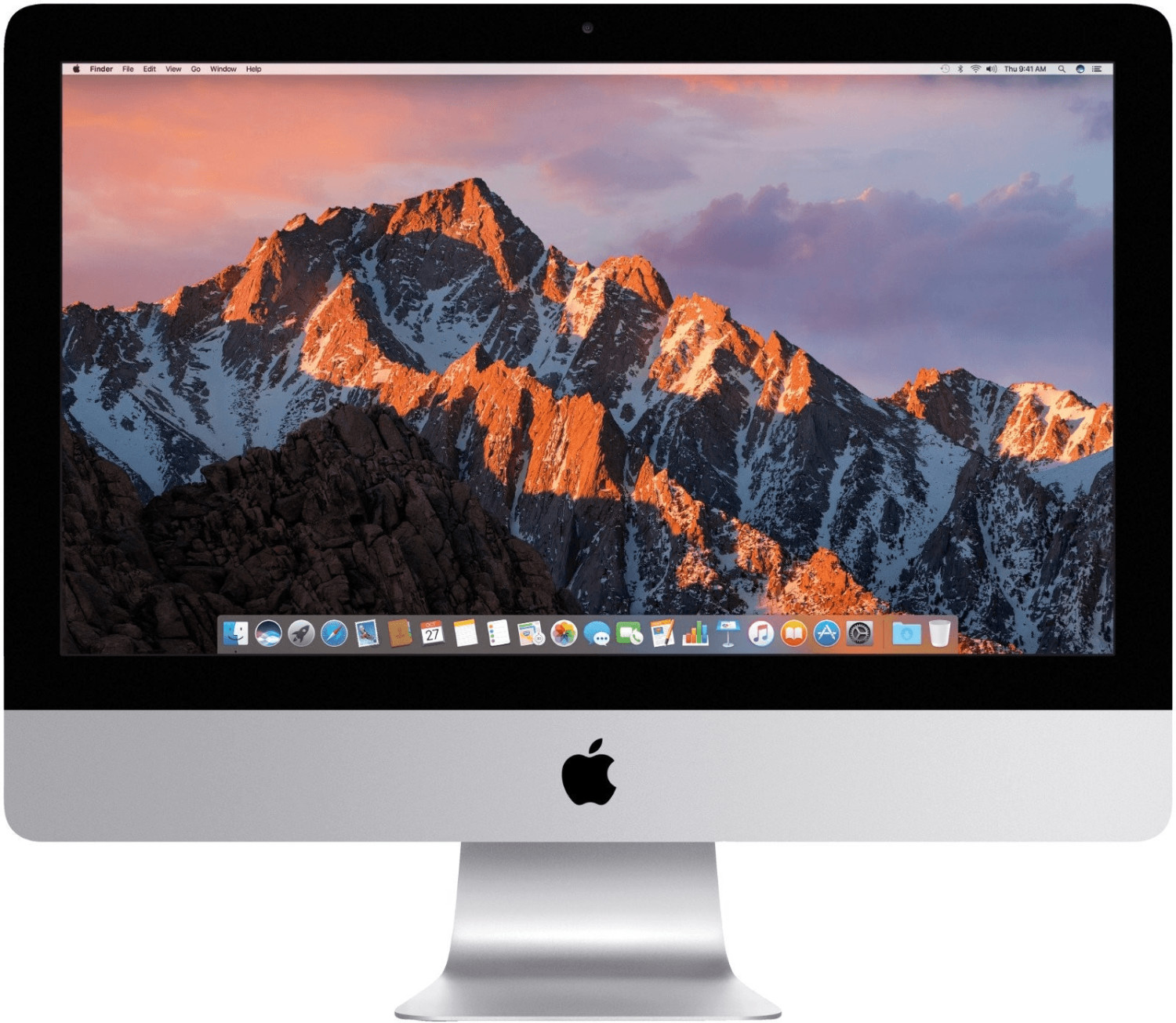Apple iMac 21,5´´ mit Retina 4K Display (MNE02D...