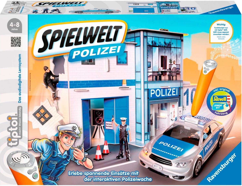 Ravensburger tiptoi Spielwelt Polizei (00759)