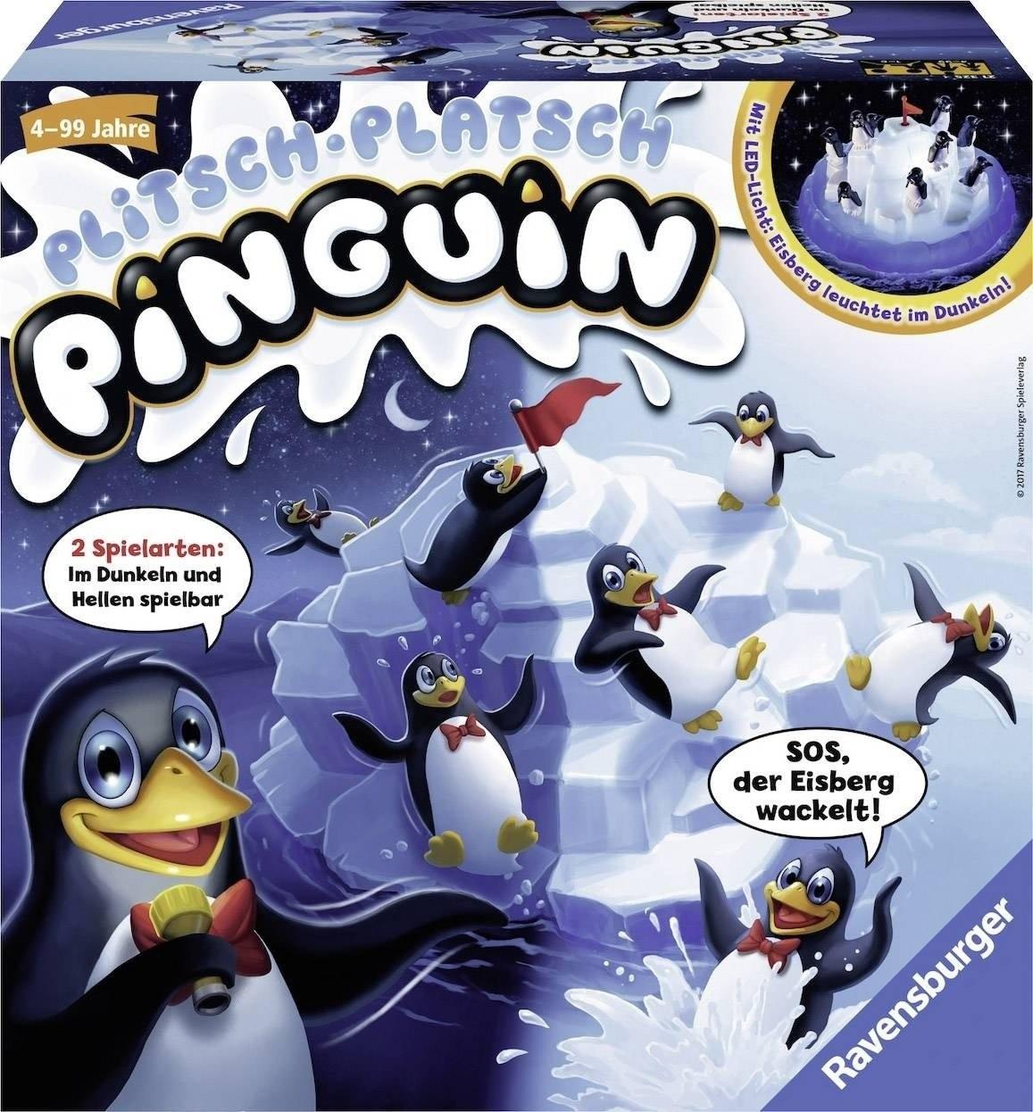 Ravensburger Plitsch-Platsch Pinguin ´17 (21325)