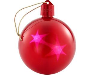 Led Weihnachtskugeln.Lunartec Led Weihnachtskugeln Mit 3d Effekt 2er Set Ab 16 95