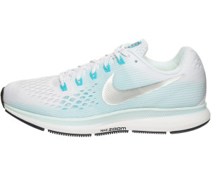 check out c5094 21592 Buy Nike Air Zoom Pegasus 34 Women white/glacier blue/thunder blue ...