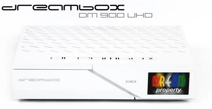 Dream-Multimedia DreamBox DM900 UHD 4K E2 Linux...