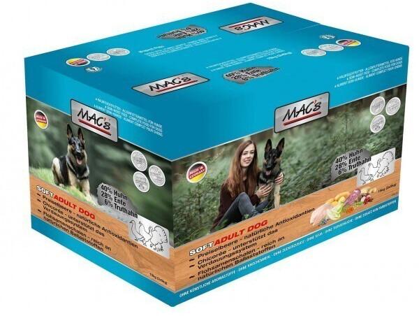 MACS Soft Getreidefrei (15 kg)