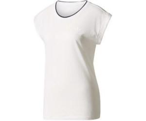 Adidas Boyfriend Roll-Up-Sleeve T-Shirt white (BS4267001) au ... 5a609c92674