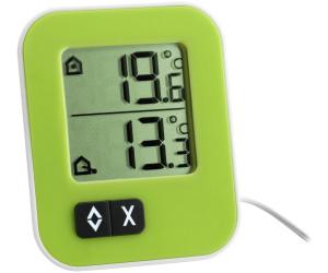 TFA Dostmann digitales Innen-Aussen-Thermometer Moxx 30.1043.04