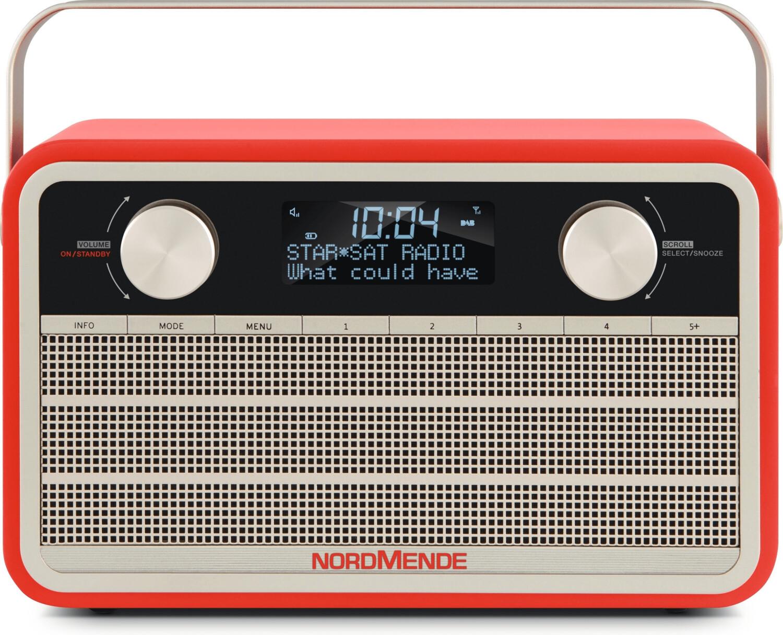 Image of Nordmende Transita 120 red