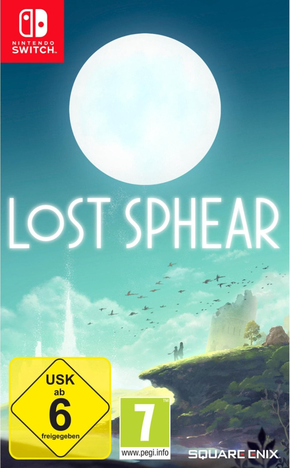 Lost Sphear (Switch)