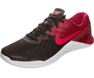 Nike Metcon 3 Men's Training Shoes BlackSiren RedTeam