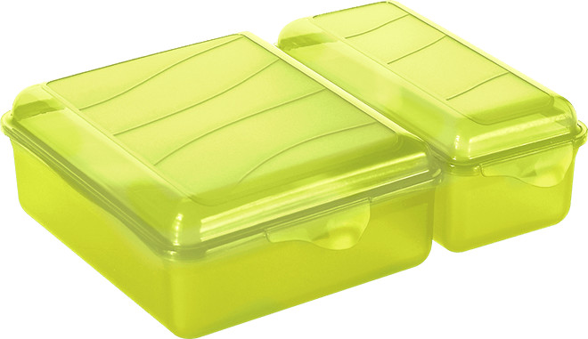 Rotho Funbox Twin grün