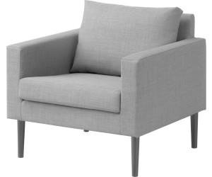 Ikea Sessel Friheten Skiftebo Grau Ab 99 00 Preisvergleich Bei