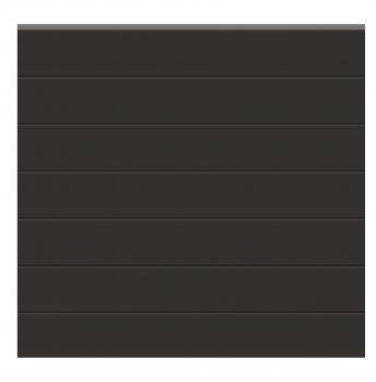GroJa GrojaSolid Grande BPC Steckzaun-Set 180x170cm anthrazit